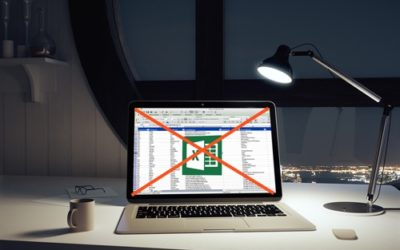 11 reasons to stop using Excel to manage your telecommunications sites