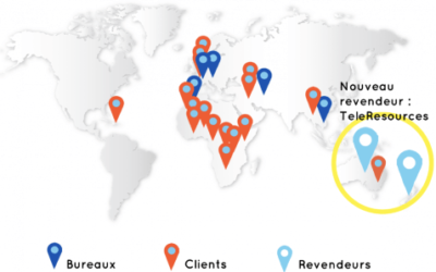 TeleResources becomes reseller of ClickOnSite in Australia & New Zealand