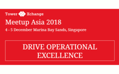 ClickOnSite at TowerXchange Asia Meetup in Singapore, 4-5 Dec 2018