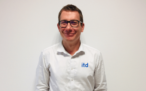 Nomination: Jean-Yves Devaux joins ITD as Projects Director