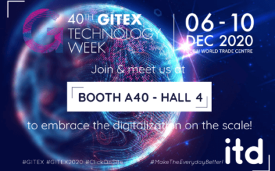 GITEX 2020: Discover ClickOnSite on booth A40 Hall4