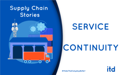 Service continuity: the foundation of the operational supply chain