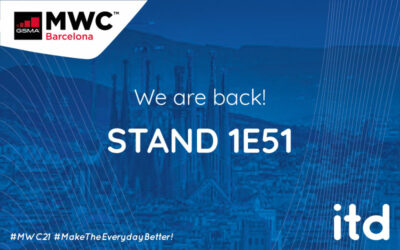 MWC is back! Meet us at Hall 1E51